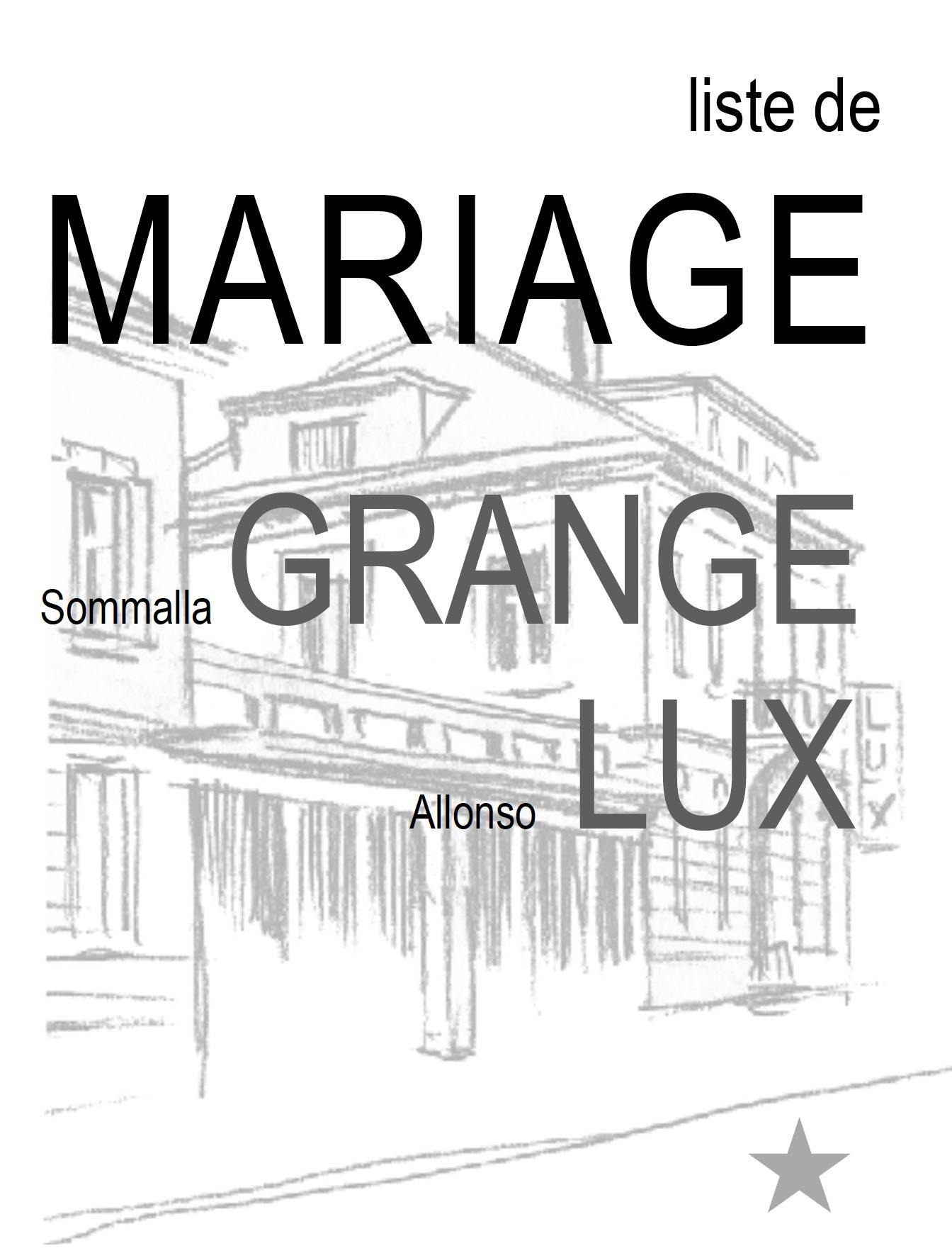 La Grange déménage au Lux !